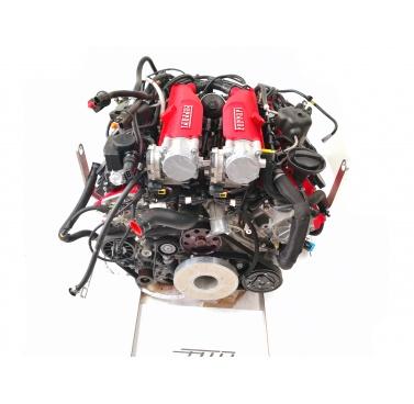 Ferrari 458 Complete Engine 2012 with 44790 kilometers