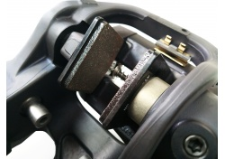 Ferrari 812 Superfast brake caliper LH brembo dark grey 335708