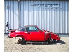 911 Porsche Targa 1987 body with attachments