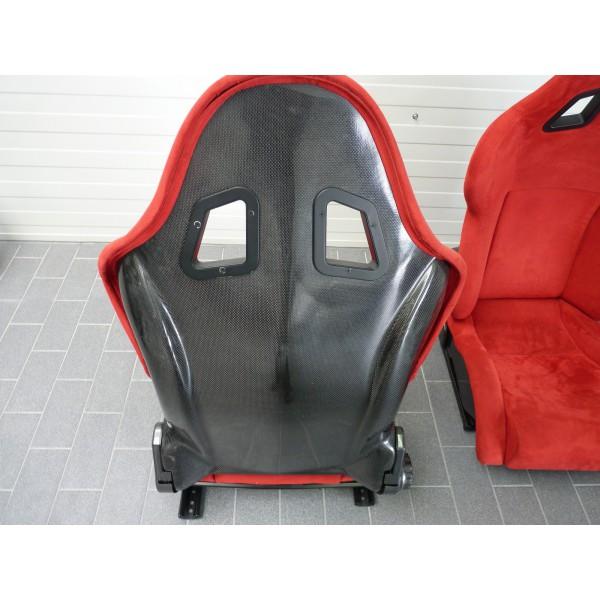 Ferrari F131 F360 Challenge Stradale Racing Sitze