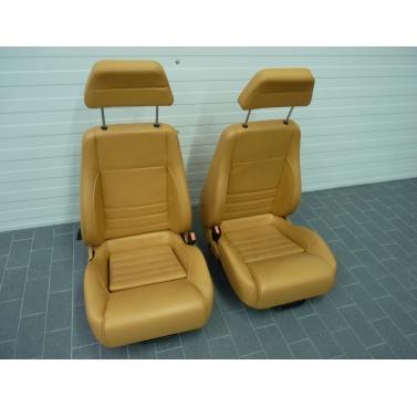 FERRARI 348 SITZE BEIGE, SEATS / ATD SPORTSCARS