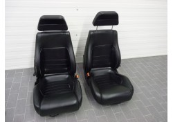 Ferrari 348 Black Seats