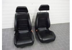 Ferrari 348 Sitze schwarz