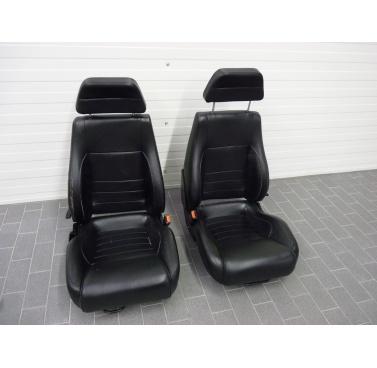 FERRARI 348 SITZE SCHWARZ, SEATS BLACK / ATD SPORTSCARS