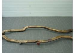 Ferrari 599 GTO Exhaust Pipes 261542, 261541