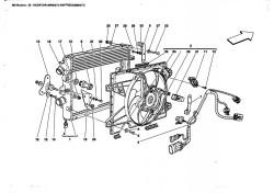 Ferrari 360, F430, Enzo Temperatur Fühler 176322