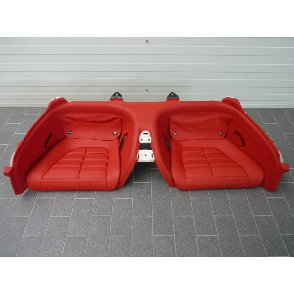 Ferrari California Rear Seats