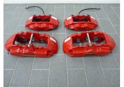 FERRARI 599 GTB FIORANNO BRAKE CALIPERS RED CCM 234485 227811