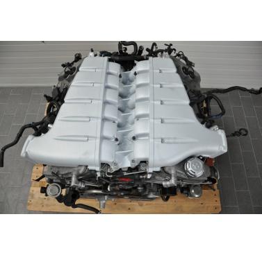 Bentley Continental GT GTC Engine