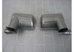Ferrari F430 air filter cover