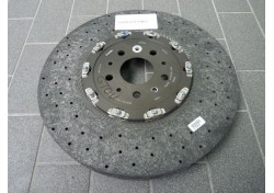 Ferrari 599 GTO front brake disc CCM 259599