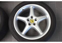 Ferrari 550 Maranello Felgen - 18 zoll - 179378, 179379