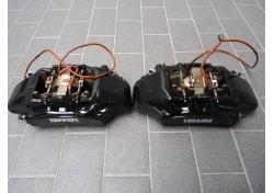 Ferrari CCM Bremssättel 4 Kolben