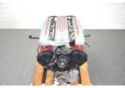 Ferrari 575M Motor, Engine V12 515 HP