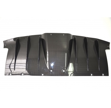 Rear carbon diffuser for Ferrari 458 Spider 83916800