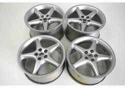 Ferrari 550 Maranello Set Wheels 18'' 179378, 179379