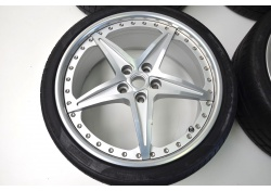 Ferrari 599 GTB HGTE Wheels, Rims 256740, 256741