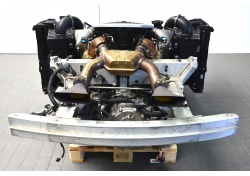 McLaren MP4-12C Rear End Engine, Gearbox, Subframe Package
