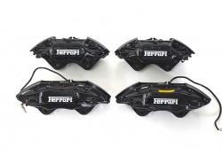 Ferrari 360 Brake Calipers black 243541, 243542, 228010, 165862