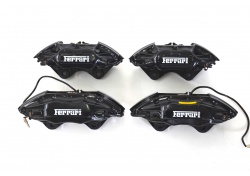 Ferrari 360 Bremssättel schwarz 243541, 243542, 228010, 165862