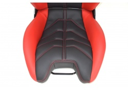 Ferrari 458 Racing Leather Seat Passenger