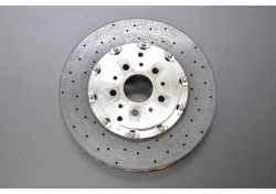 Ferrari 458, California rear brake disc