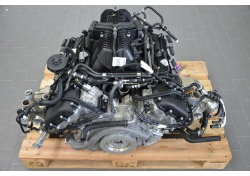 McLaren 650S V8 Biturbo Engine 4.500 km