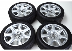 Rolls Royce Phantom set of wheels, rims with tires 6854568, 6854569