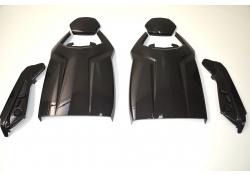 Lamborghini Aventador Karbon Sitz Schale 470881463C, 470881464D