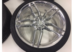 Ferrari FF Multispoke Wheels Set, Rims 275585, 275586