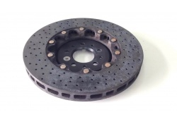 Ferrari F430 Rear Brake Disc CCM