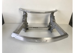 Ferrari 458 front frame and stabilizer bar